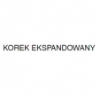 Korek ekspandowany